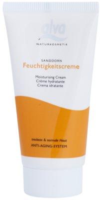 Alva Sanddorn crema facial hidratante de espino amarillo