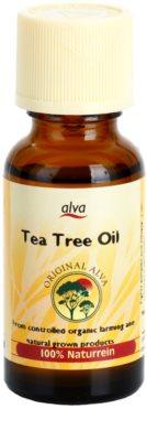 Alva Skin Care Essence Teebaumöl