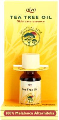 Alva Skin Care Essence ulei din arbore de ceai 1