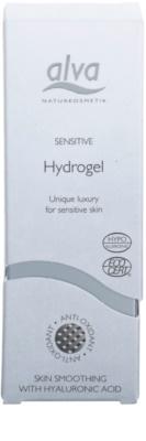 Alva Sensitive gel hidratant pentru piele sensibila 2