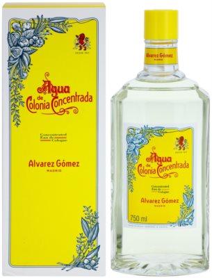 Alvarez Gomez Agua de Colonia Concentrada kolínská voda pro ženy