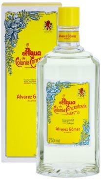 Alvarez Gomez Agua de Colonia Concentrada Eau De Cologne pentru femei 1