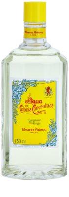 Alvarez Gomez Agua de Colonia Concentrada Eau De Cologne pentru femei 2