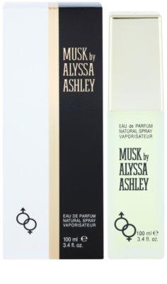 Alyssa Ashley Musk Eau de Parfum unissexo