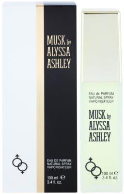 Alyssa Ashley Musk parfémovaná voda unisex