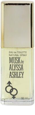 Alyssa Ashley Musk toaletná voda tester unisex