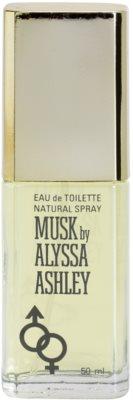 Alyssa Ashley Musk туалетна вода тестер унісекс