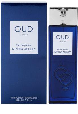 Alyssa Ashley Oud Pour Lui eau de parfum férfiaknak