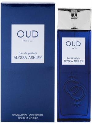 Alyssa Ashley Oud Pour Lui Eau De Parfum pentru barbati