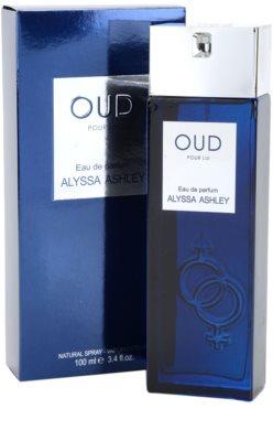 Alyssa Ashley Oud Pour Lui eau de parfum férfiaknak 1