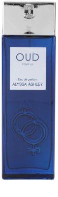 Alyssa Ashley Oud Pour Lui eau de parfum férfiaknak 2
