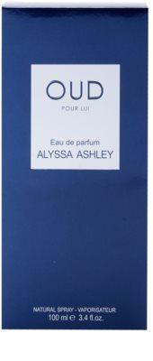 Alyssa Ashley Oud Pour Lui eau de parfum férfiaknak 3