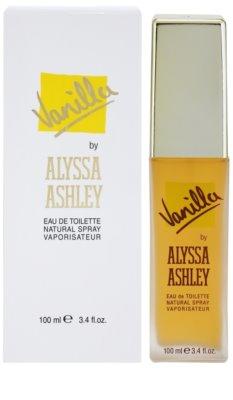 Alyssa Ashley Vanilla eau de toilette nőknek