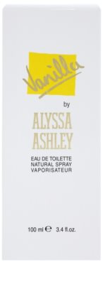Alyssa Ashley Vanilla toaletna voda za ženske 4