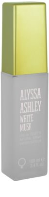 Alyssa Ashley Ashley White Musk Eau de Toilette für Damen 2
