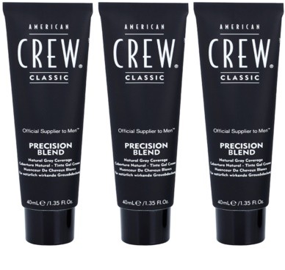 American Crew Classic Haarfarbe für graues Haar
