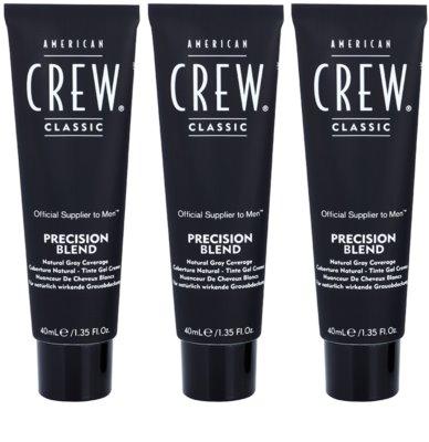 American Crew Classic боя за коса за сива коса