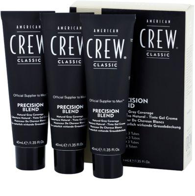 American Crew Classic barva na vlasy pro šedivé vlasy 1