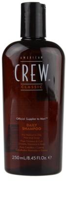 American Crew Classic szampon do włosów normalnych i przetłuszczających się