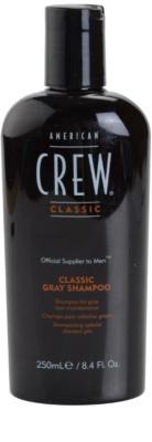 American Crew Classic champô para cabelo cinzento