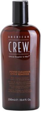 American Crew Classic champô de limpeza para uso diário