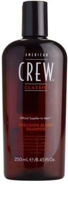 American Crew Classic champú para cabello teñido