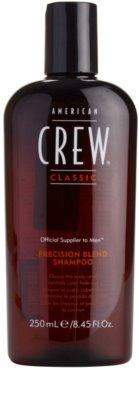 American Crew Classic szampon do włosów farbowanych