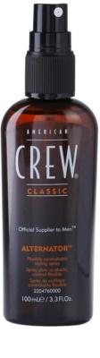 American Crew Classic spray para cabello para dar fijación y forma 1