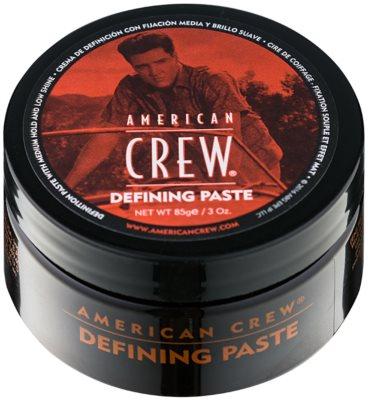 American Crew Classic stylingová pasta středně hnědá