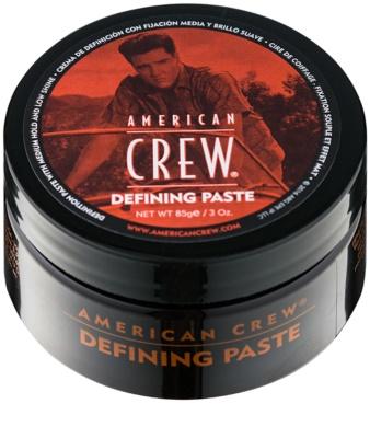 American Crew Classic стилизираща паста средно кафява