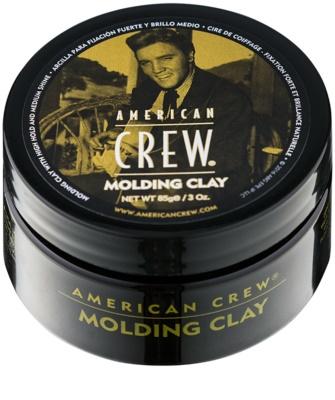 American Crew Classic pasta moldeadora fijación fuerte