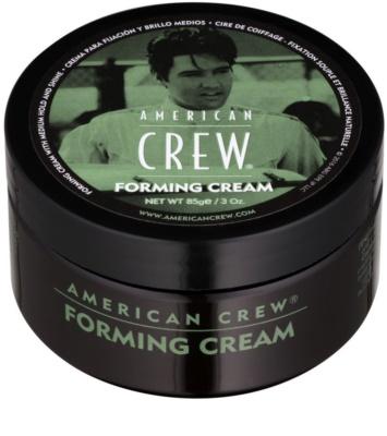 American Crew Classic stylingový krém střední zpevnění
