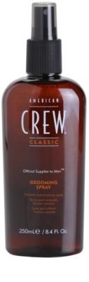American Crew Classic извайващ спрей за гъвкава фиксация