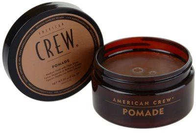 American Crew Classic pomada fixação média 1