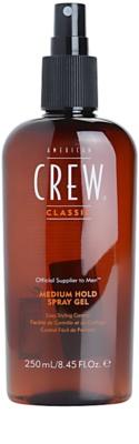 American Crew Classic pršilo s srednjim utrjevanjem 1