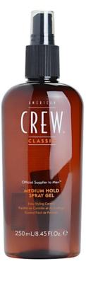 American Crew Classic spray fixare medie