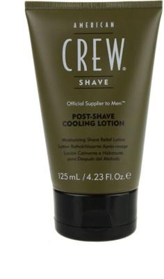 American Crew Shave loção after shave com efeito resfrescante
