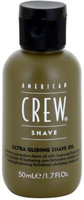 American Crew Shave óleo de barbear contra prurido e irritação de pele