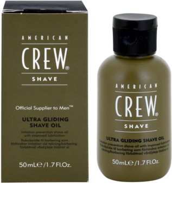 American Crew Shave óleo de barbear contra prurido e irritação de pele 1