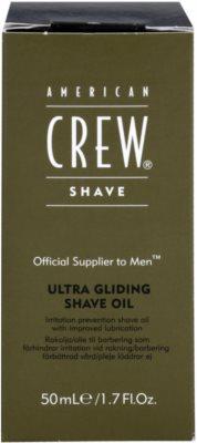 American Crew Shave olej na holení proti podráždení a svědění pokožky 2