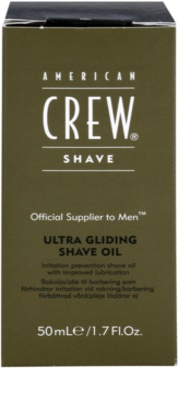 American Crew Shave óleo de barbear contra prurido e irritação de pele 2