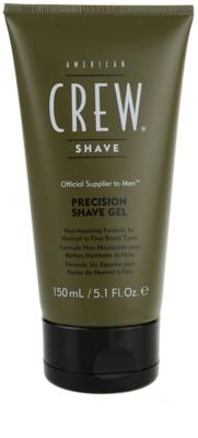 American Crew Shave borotválkozási gél