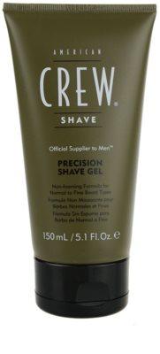 American Crew Shave гель для гоління