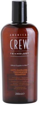 American Crew Trichology obnovující šampon proti padání vlasů pro muže