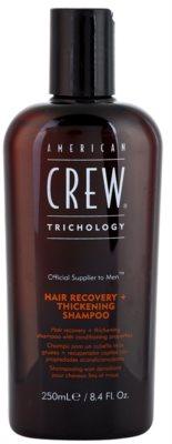 American Crew Trichology obnovitveni šampon za gostoto las