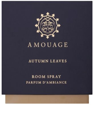 Amouage Autumn Leaves spray lakásba 4