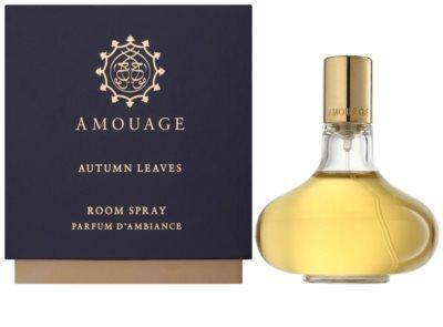 Amouage Autumn Leaves spray lakásba