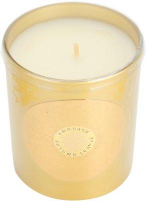 Amouage Autumn Leaves ароматизована свічка 2