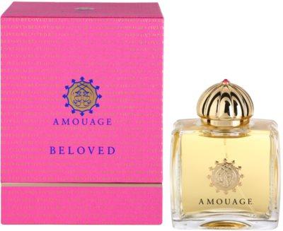 Amouage Beloved Woman parfémovaná voda pre ženy