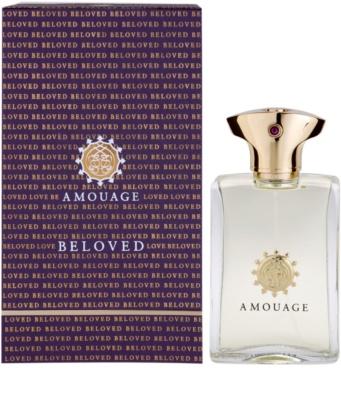 Amouage Beloved Men eau de parfum para hombre